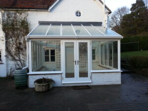 Pine Lean-to Conservatories
