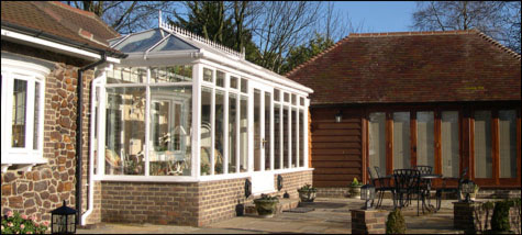 Why a Pine Conservatory
